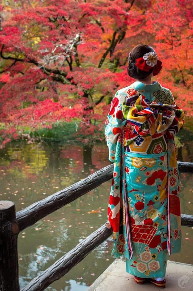 Du papier Washi aux kimonos