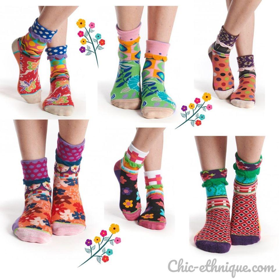 Chaussettes éthiques ou écologiques, vraiment originales !