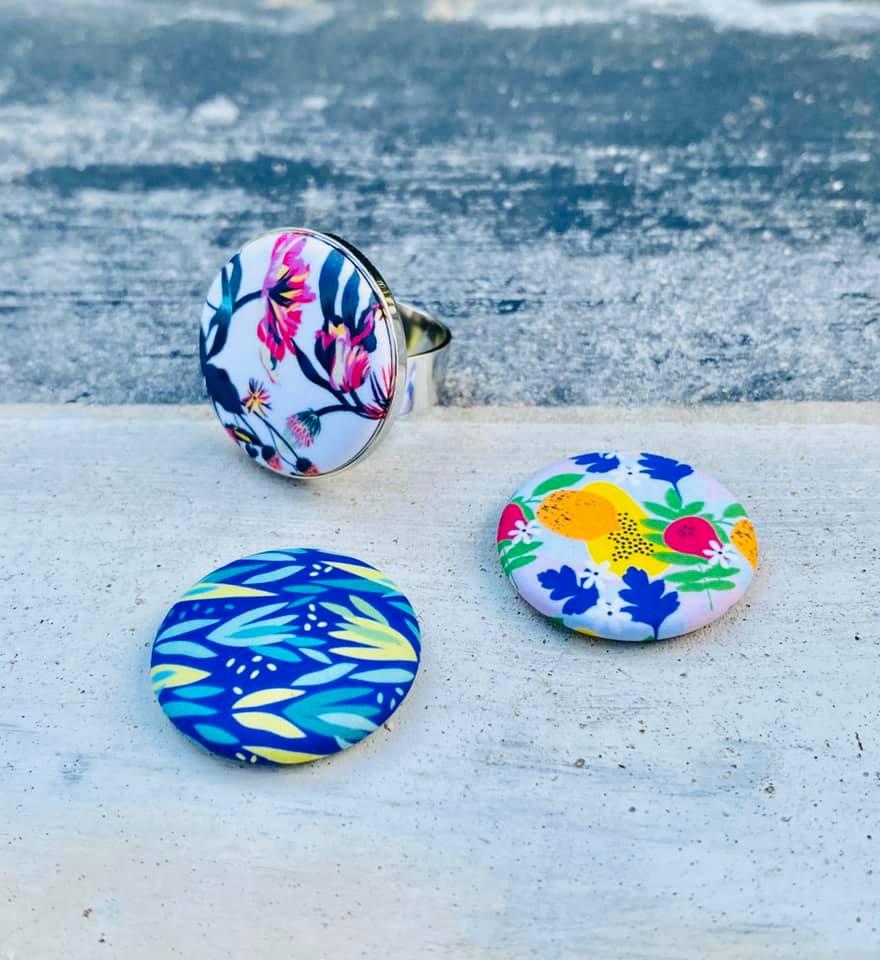 Une bague à couleur interchangeable Yaya Factory, une idée cadeau sans risque !